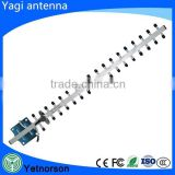 WiFi Outdoor Antenna Yagi, Yagi WiFi Antena Transmisor WiFi High Gain Small Panel Right Angle 4G Lte Antenna