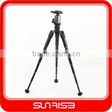 Sunrise Newest Universal Aluminum professional camera tripod,tripod stand for dslr camera