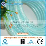 ROHS grade pvc compressed air hose with fittings