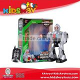 Hot sale electric educational kids toy with Remote control robot
