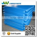 heavy duty hdpe plastic crane outrigger pads