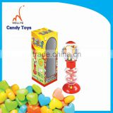 candy dispenser toy/plastic candy dispenser/candy dispenser professional