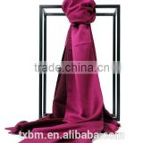 customize Silk Cashmere autumn and winter scarf 50% silk and 50% cashmere                                                                         Quality Choice