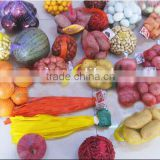 various vegetable fruits packing bag