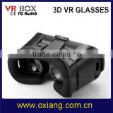 2016 good price 3d glasses Universal xnxx 3d video porn glasses virtual reality Portable vr 3d glasses