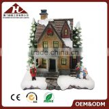 fiber optic led christmas village houses wholesale                                                                                                         Supplier's Choice