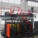 Customized Low energy cost automatic 30L plastic products extrusion blow molding machine