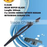 K-212B heated Infiniti mitsuba rear wiper blade