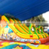 giant inflatable water slide custom slide sandal fiberglass water slide tubes for sale for adult