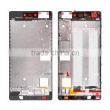 Wholesale Original Genuine Front Housing Middle Plate For Huawei P8 - Black