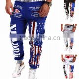 2016 new design Valentine's Day present mens sports track pants wholesale sportswear PR2