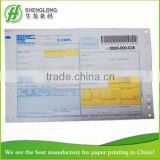 (PHOTO)FREE SAMPLE, 241x152mm,6-ply,barcode,international express waybill,consignment note