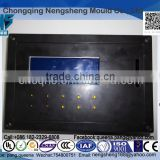 Factory OEM OEM injection plastic parts. injection molded plastic electronic case