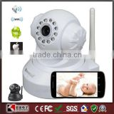 Baby Eletronica Wireless Video IR Video Talk intercom one Camera Night Vision video digital WiFi Audio Baby Monitor