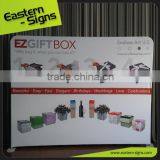 Easily Carry Trading Show Tension Fabric Popup Exhibition Stand