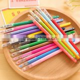 DIY creative stationery personalized Promotional Gifts slim ball point pen multi colorful changing ink diamond ball pens