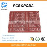 Professional China factory manufacture audio amplifier pcb board,bluetooth audio amplifier board