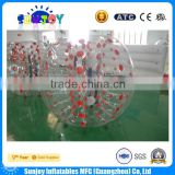 2015 PVC or TPU Body Inflatable Ball Suit Costume Ball Person Inside