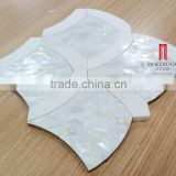 Stone Mosaic natural compound marble tile decorating