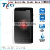 Factory Price 9H Hardness Anti Explosion Tempered Glass Screen Protector for Motorola Droid Maxx XT1080