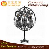 antique crystal table lamp,home goods table lamps,power outlet hotel table lamps