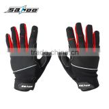 Latest Wholesale custom bike racing cycling gloves gel full finger