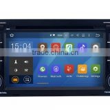 Cheap 7 Inch FM 108MHz Radio Black colored car gps android dvd player for Audi A3 2003 2013