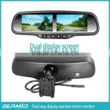 hino truck accessories Multiple Display Mirror Monitor EC auto-dimming OEM parking sensor backup camera