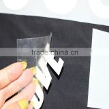 Wholesale PU laser cutting Heat Transfer Vinyl film for Printable Heat Transfer T-Shirt Vinyl