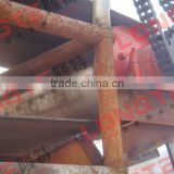 Permanent belt conveyor magnetic roller for belt
