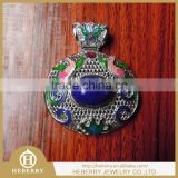 Colorful Enamel Christmas Charms Pendants, 925 sterling silver Enamel Bracelet Charms Wholesale