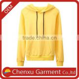 xxxxl hoodies custom logo no zipper hoodie combed cotton basic plain yellow hoodies winter clothing blank hooded t-shirts