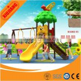 Kids Indoor Outdoor Play Structure for Small Yards