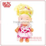 Chinese baby doll collectible gift / lovely keychain / child love dolls