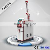 Facial Veins Treatment 2016 Q-switch Nd Yag Laser Melasma Removal Q Switch ND Yag Laser For Tattoo Pigment Removal Equipment/tattoo Anesthetic 1000W