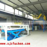 automatic magnesium oxide board production line