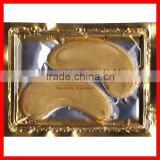 Gold Crystal Collagen Powder Eye Mask