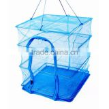 Directly factory folding fish trap, dry net