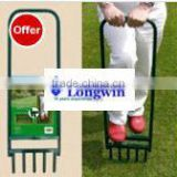 lawn core aeration tines