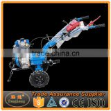 Hot Sale Used Electric Start Diesel Cultivator With All Kinds Tiller Spare Parts