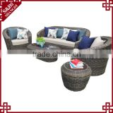 Latest rooms to go outdoor furniture garden patio deep seat rattan sofa set