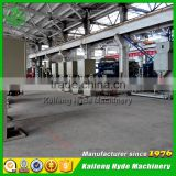 Hyde Machinery grain cleaning equipment packing machine