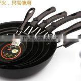 20cm to 28cm stainless steel no stick pans non-stick fry pan not stick frying pan no-stick cooking pans non stick pans