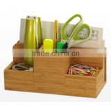 bamboo desktop organizers, bamboo Desktop note &Letter Holders, pencil holders wholesale