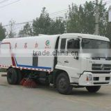 DF heavy road sweeper truck 6-8T