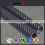 Carbon fiber tube solid,High Strength Toray carbon fiber tube 3k plain/twill,glossy surface/matte Manufacturer