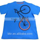 BOYS PRINTED BIKE T-SHIRT