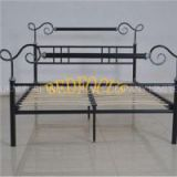 Modern Special Style Wrought Iron Bed BED-T-002