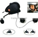 500m Intercom Motorcycle Helmet Bluetooth Headset Stereo with FM MP3 Player for Bicycle