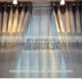 beaded curtain fringe trimming curtain burnt-out printed wholesale